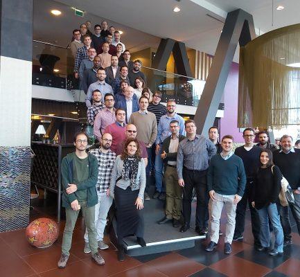 F2f meetings in Eindhoven