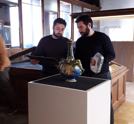 5G testing starting at Palazzo Madama thanks to the European project 5G-TOURS